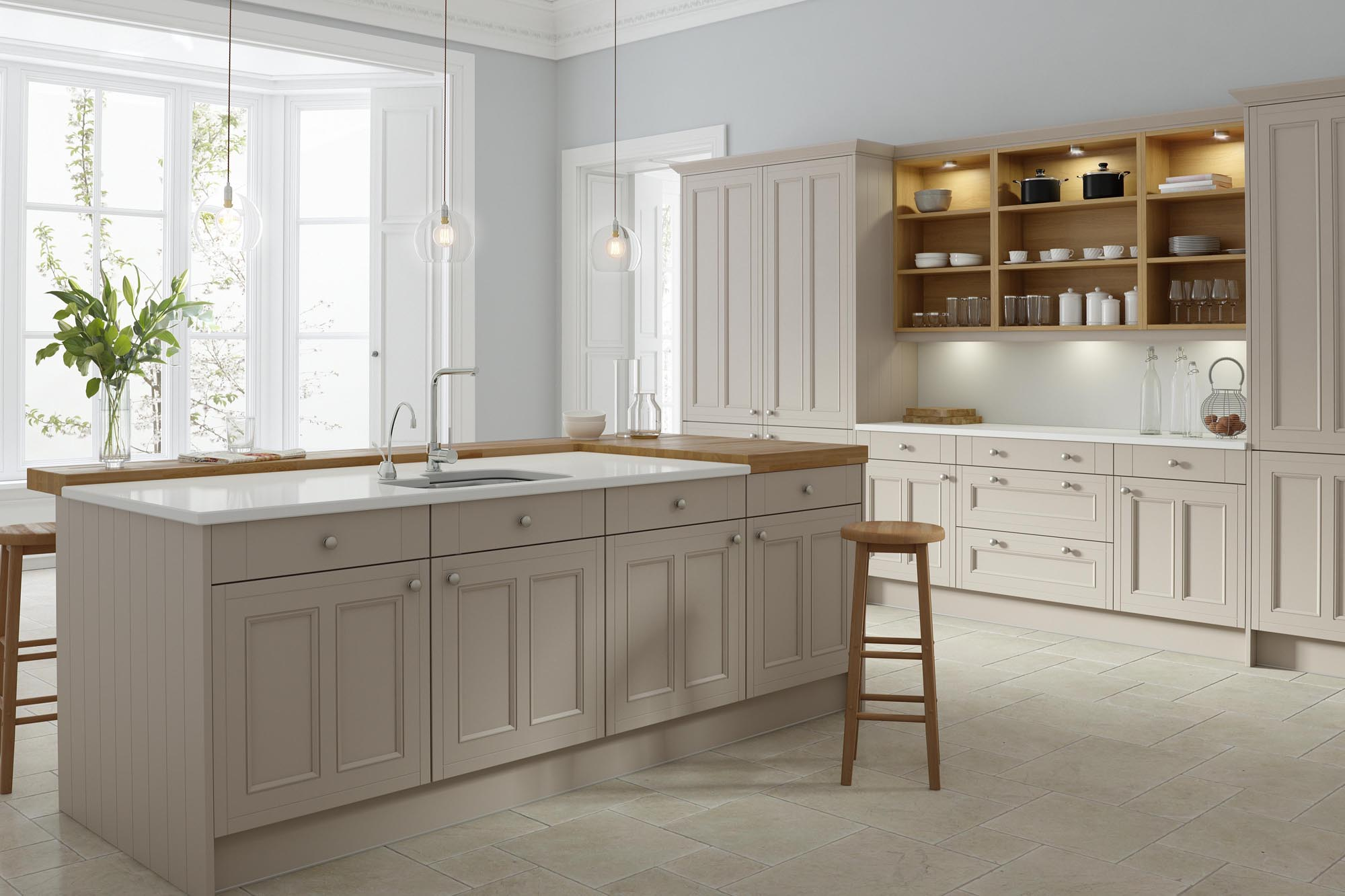 Country Kitchens Closeups